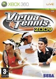 Carátula de Virtua Tennis 2009 - Xbox 360