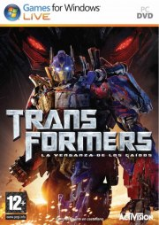 Carátula de Transformers: La venganza - PC