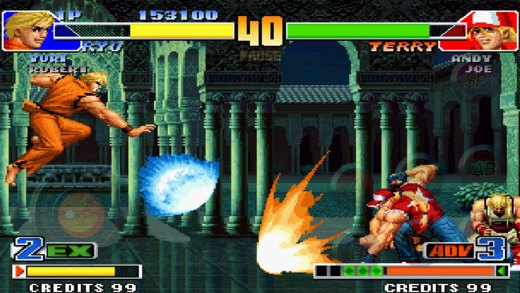 The King of Fighters 98 análisis