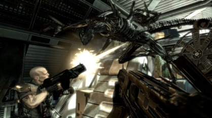 Aliens vs Predator: Impresiones