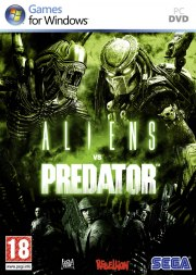 Car�tula oficial de Aliens vs Predator PC