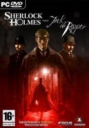 Carátula de Sherlock Holmes vs. J. Ripper - PC