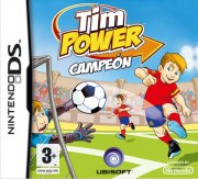 Tim Power: Campeón