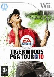Carátula de Tiger Woods PGA TOUR 10 - Wii