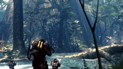 Lost Planet 2: Primer contacto