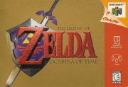 Zelda: Ocarina of Time N64