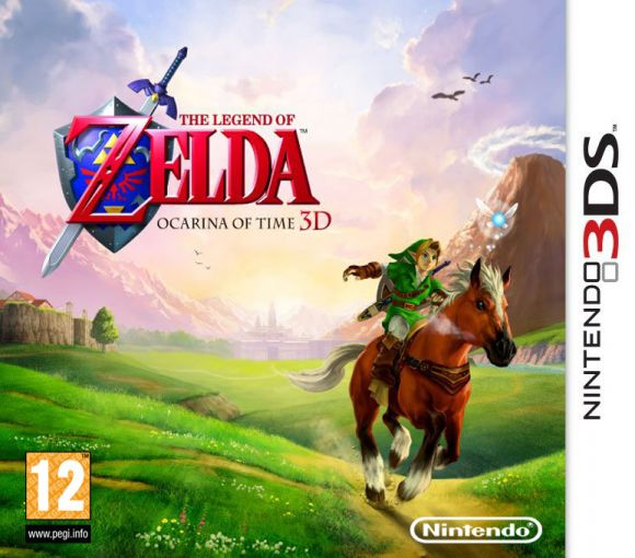 Image result for Ocarina of Time 3D