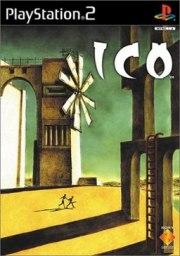 Carátula de ICO - PS2
