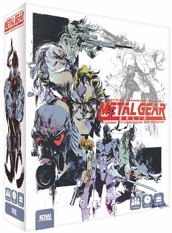Imagen de Metal Gear Solid