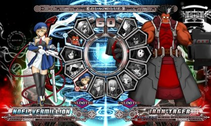 BlazBlue Calamity Trigger an�lisis