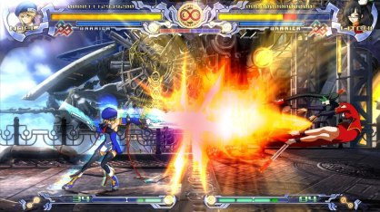 BlazBlue Calamity Trigger PS3
