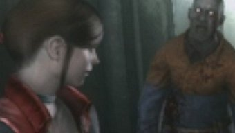 Video Resident Evil: DarkSide Chronicles, Resident Evil DarkSide Chronicles: Gameplay: En el Polo Sur