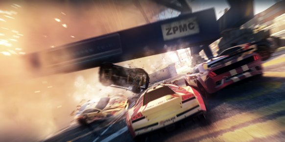 Split Second: Impresiones jugables