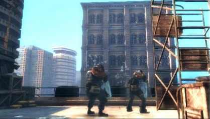 Army of Two The 40th Day an�lisis