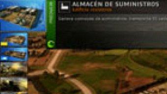 RUSE: Gameplay: Construyendo una base