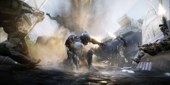 Crysis 2: Impresiones