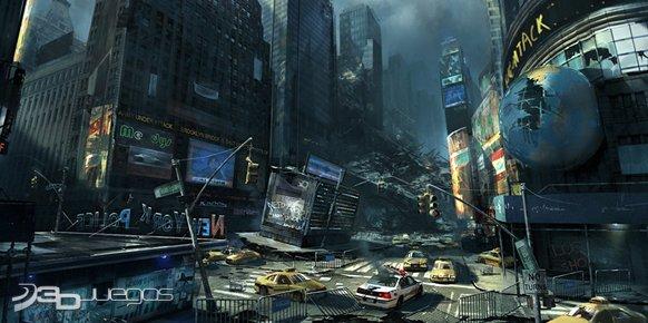 Crysis 2 - Impresiones EA Showcase