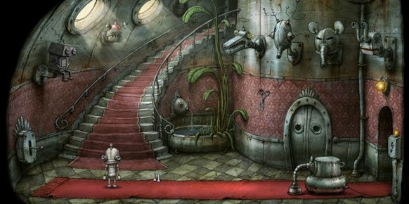 Machinarium PS3