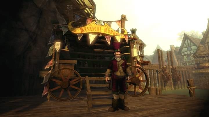 Imágenes De Fable 2 See The Future Para Xbox 360