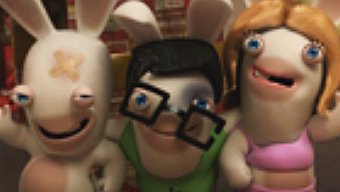 Rabbids: Mi Caaasa!!!, Merry Christmas