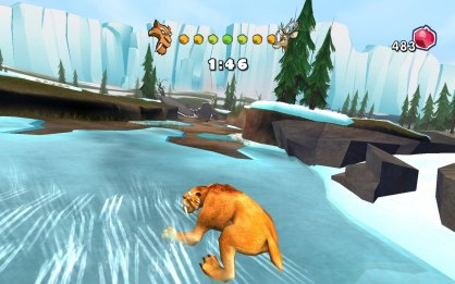Ice Age 3 (PlayStation 3)