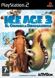 Carátula de Ice Age 3 - PS2