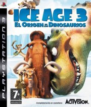 Carátula de Ice Age 3 - PS3