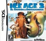 Carátula de Ice Age 3 - DS