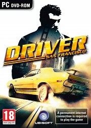 Car�tula oficial de Driver: San Francisco PC