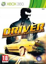 Carátula de Driver: San Francisco - Xbox 360