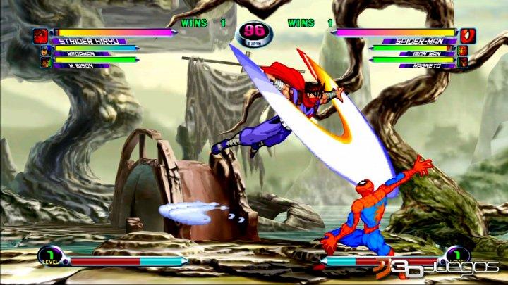 Marvel vs. Capcom 2 - An�lisis