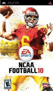 NCAA Football 10 PSP
