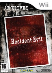 Carátula de Resident Evil - Wii