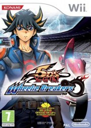 Carátula de Yu-Gi-Oh! 5D's Wheelie Breakers - Wii