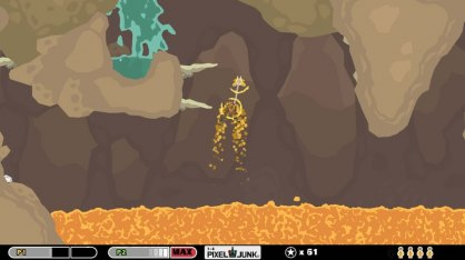 PixelJunk Shooter PS3