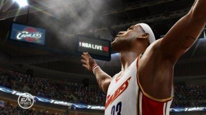NBA Live 10 an�lisis