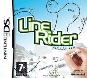 Carátula de Line Rider Freestyle - DS