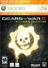 Carátula de Gears of War 2: All Fronts Collection - Xbox 360