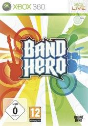 Carátula de Band Hero - Xbox 360