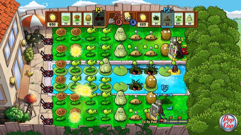Plants vs zombies tambi n se lanzar en ps vita 3djuegos for Jardin zen plantas vs zombies