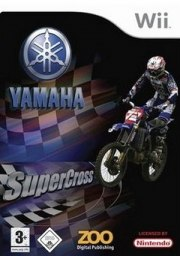 Carátula de Yamaha Supercross - Wii