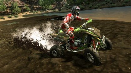 Mx vs. ATV Reflex: Impresiones Jugables Beta