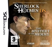 Carátula de S. Holmes: Mystery of the Mummy - DS