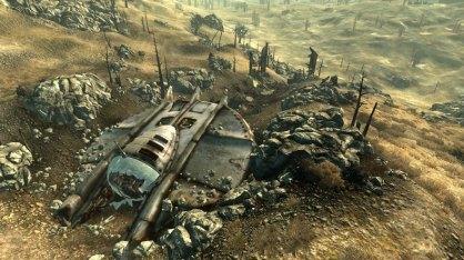 Fallout 3 Mothership Zeta an�lisis
