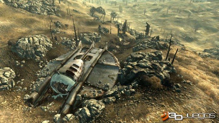 Fallout 3 Mothership Zeta - An�lisis