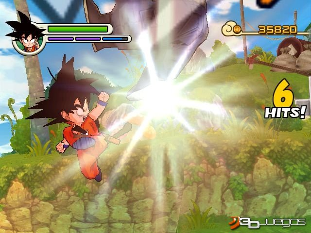 Dragon Ball Revenge of Piccolo - Impresiones y entrevista