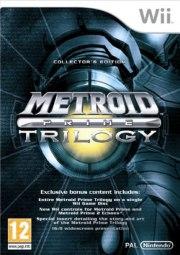 Carátula de Metroid Prime Trilogy - Wii