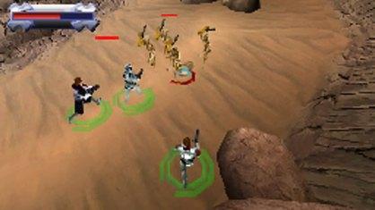 Star Wars Battlefront Elite (Nintendo DS)