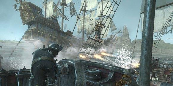 Pirates of the Caribbean Armada PC