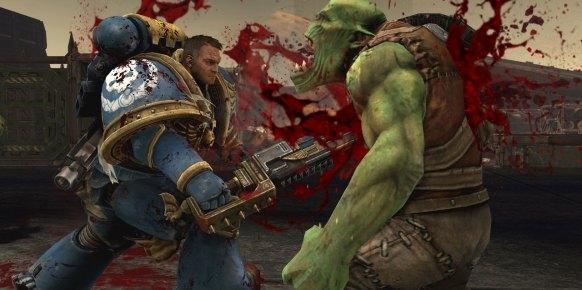 Warhammer 40K Space Marine PS3